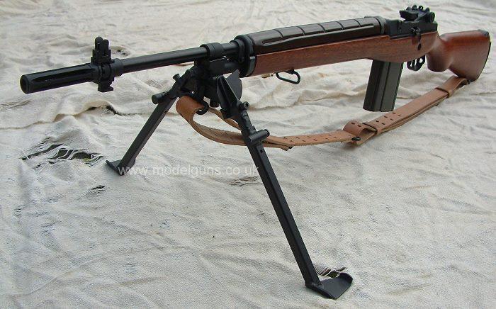 Go Back > Gallery For > M1a Rifle Bipod M14 Ebr Sniper Rifle