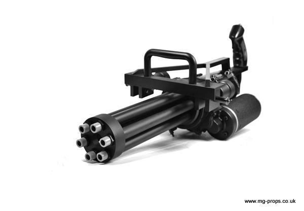 Custom made to order M134 Vulcan MinigunVulcan Minigun