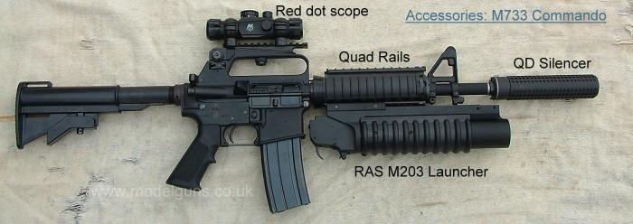 M733 Commando