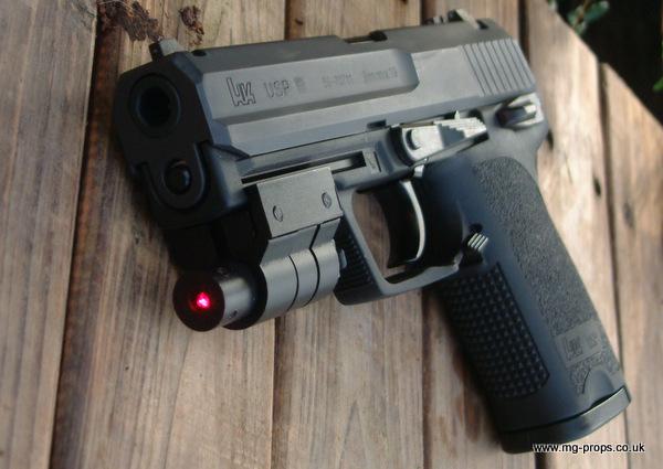 hk usp match 9mm