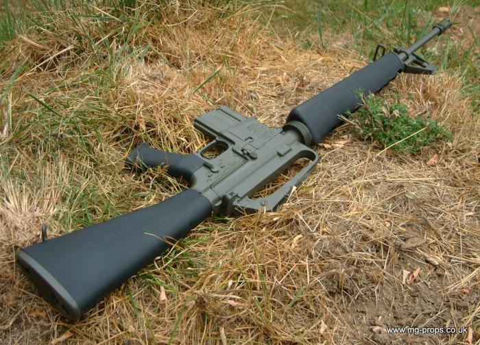 M16A1 Military OD