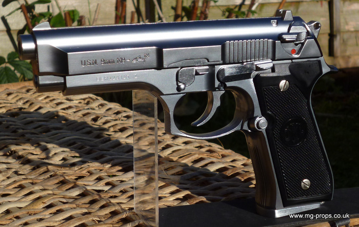 Dolphin 9mm Silver