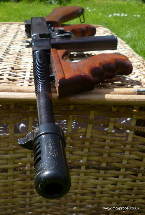 WWII Tommy Gun
